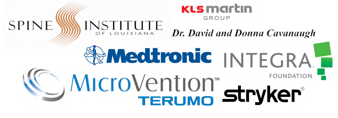 Thank You 2021 AANS Conference Sponsors